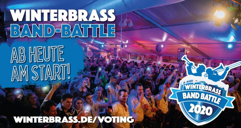 Winterbrass Battle beginnt